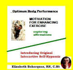 Optimum Body Performance: Motivation for Exercise - Exploring Affirmations